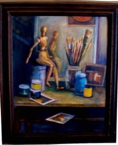 #17 The Studio by Mary Regan