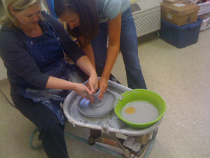 Clay Class - Amy Werner 5
