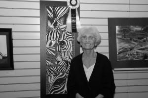 Mel Dowell BW 2011winner